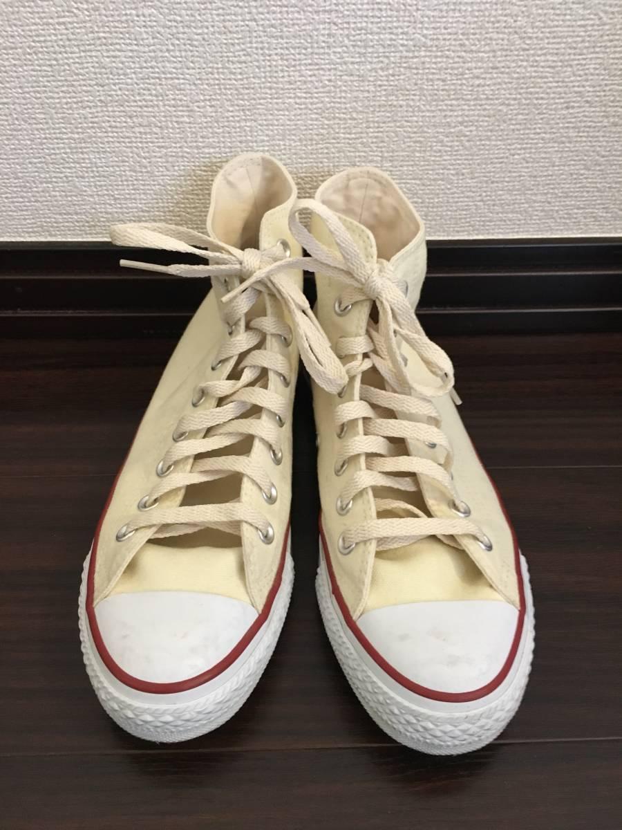 Converse /converse/25.5/HI/ unbleached cloth
