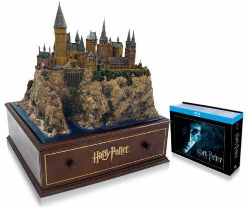 【限定版】ハリー・ポッターと謎のプリンス ホグワーツ魔法魔術学校プレミアムBOX (Blu-ray)_サンプル画像です