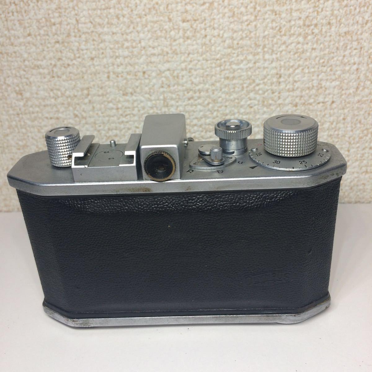 オリンパス OLYMPUS 35 コパル COPAL レンズ Zuiko F.C. 1:3.5 f=4cm ケース付 860681 mn0408_画像4