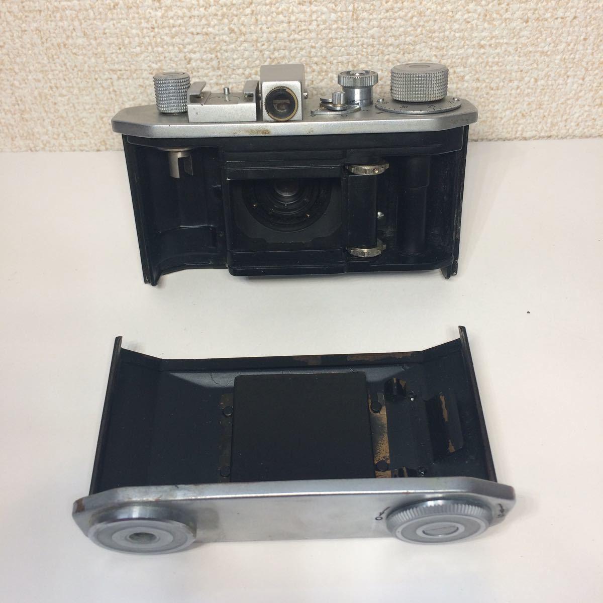 オリンパス OLYMPUS 35 コパル COPAL レンズ Zuiko F.C. 1:3.5 f=4cm ケース付 860681 mn0408_画像7