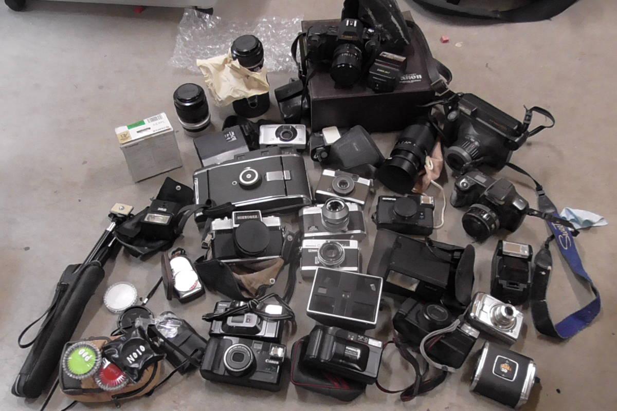 カメラ・レンズ・双眼鏡等大量ジャンク出品です。_画像8