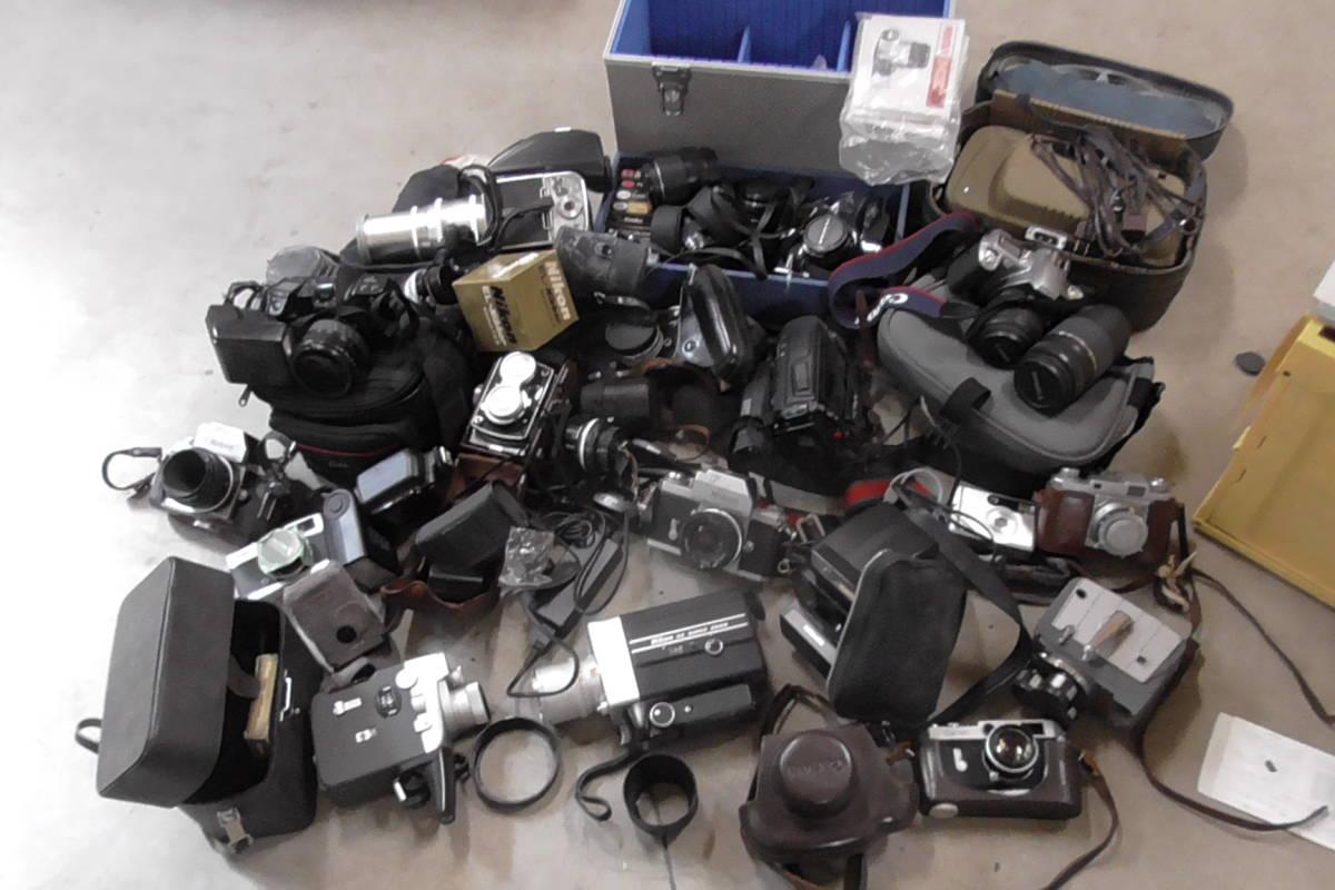 カメラ・レンズ・双眼鏡等大量ジャンク出品です。_画像9