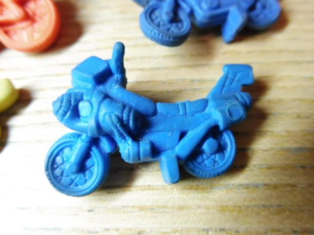 当時物 仮面ライダー 消しゴム 他 まとめて フィギュア バイク サイクロン号 駄玩具 大量セット 昭和レトロ _画像7