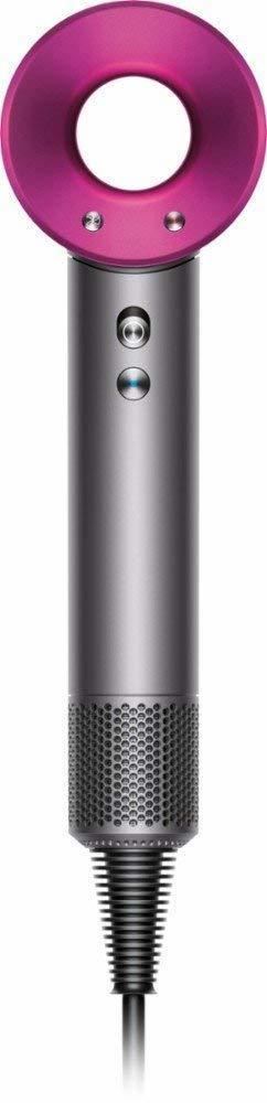 【新品未使用】【送料無料】ダイソン ヘアー ドライヤー Dyson HD01 ULF IIF アイアン フューシャ