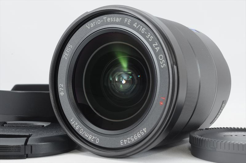 ★新品級★SONY α Vario-Tessar T* FE 16-35mm F4 ZA OSS 付属有 #4551EC_画像2