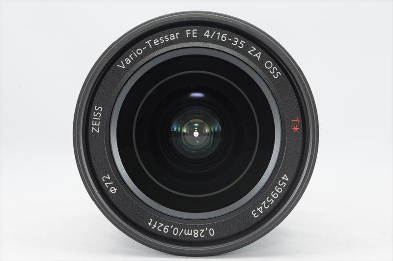 ★新品級★SONY α Vario-Tessar T* FE 16-35mm F4 ZA OSS 付属有 #4551EC_画像5