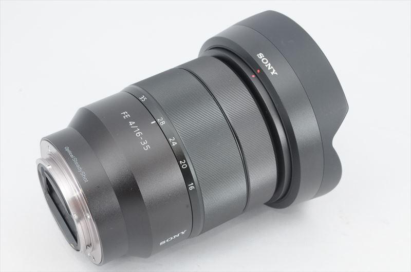 ★新品級★SONY α Vario-Tessar T* FE 16-35mm F4 ZA OSS 付属有 #4551EC_画像7