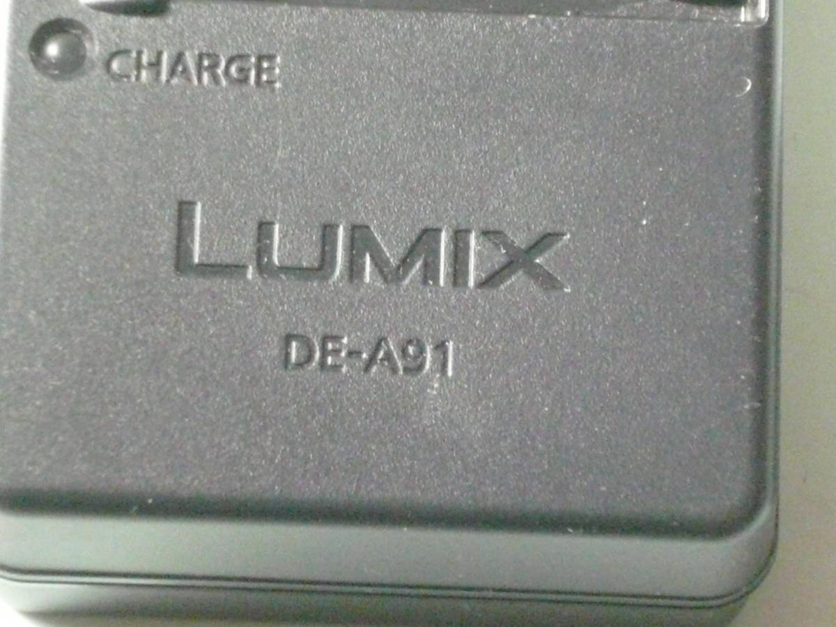 【格安】パナソニック LUMIX用 充電器DE-A91、電池DMW-BCK7 42_画像2