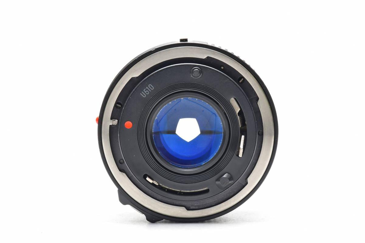 AM1017 ◆ Canon キヤノン A-1 + New FD 50mm F1.8 MF一眼レフ 標準レンズ FDマウント_画像10