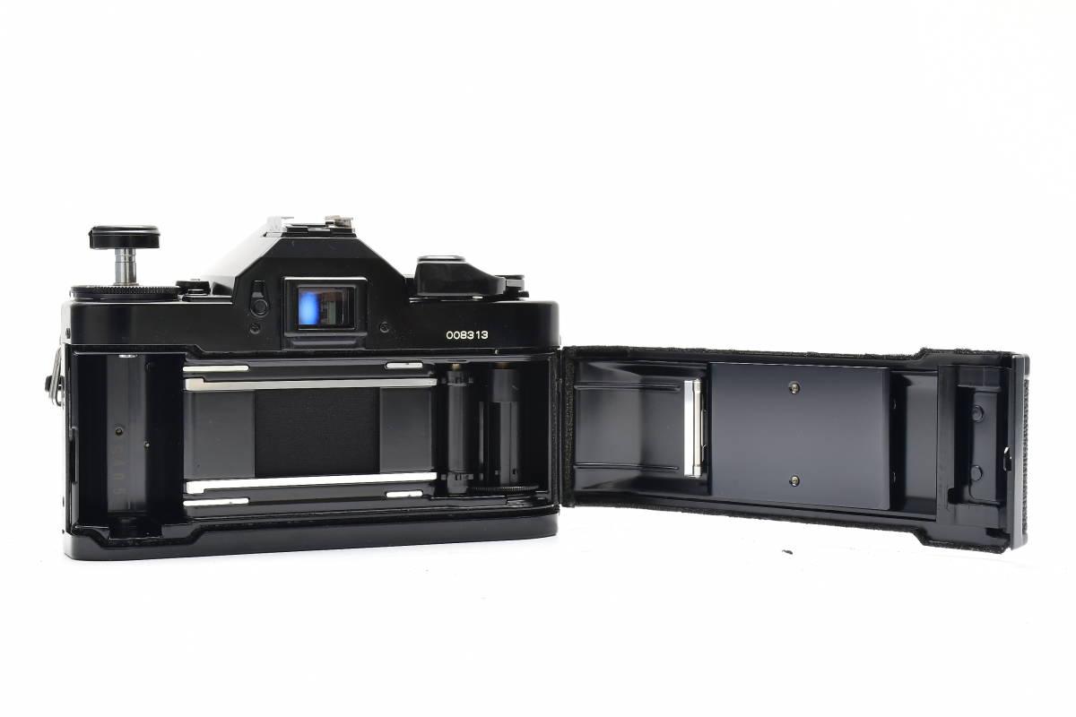 AA90 ◆ Canon キヤノン A-1 + FD 50mm F1.4 S.S.C MF一眼レフカメラ 標準レンズ FDマウント_画像8