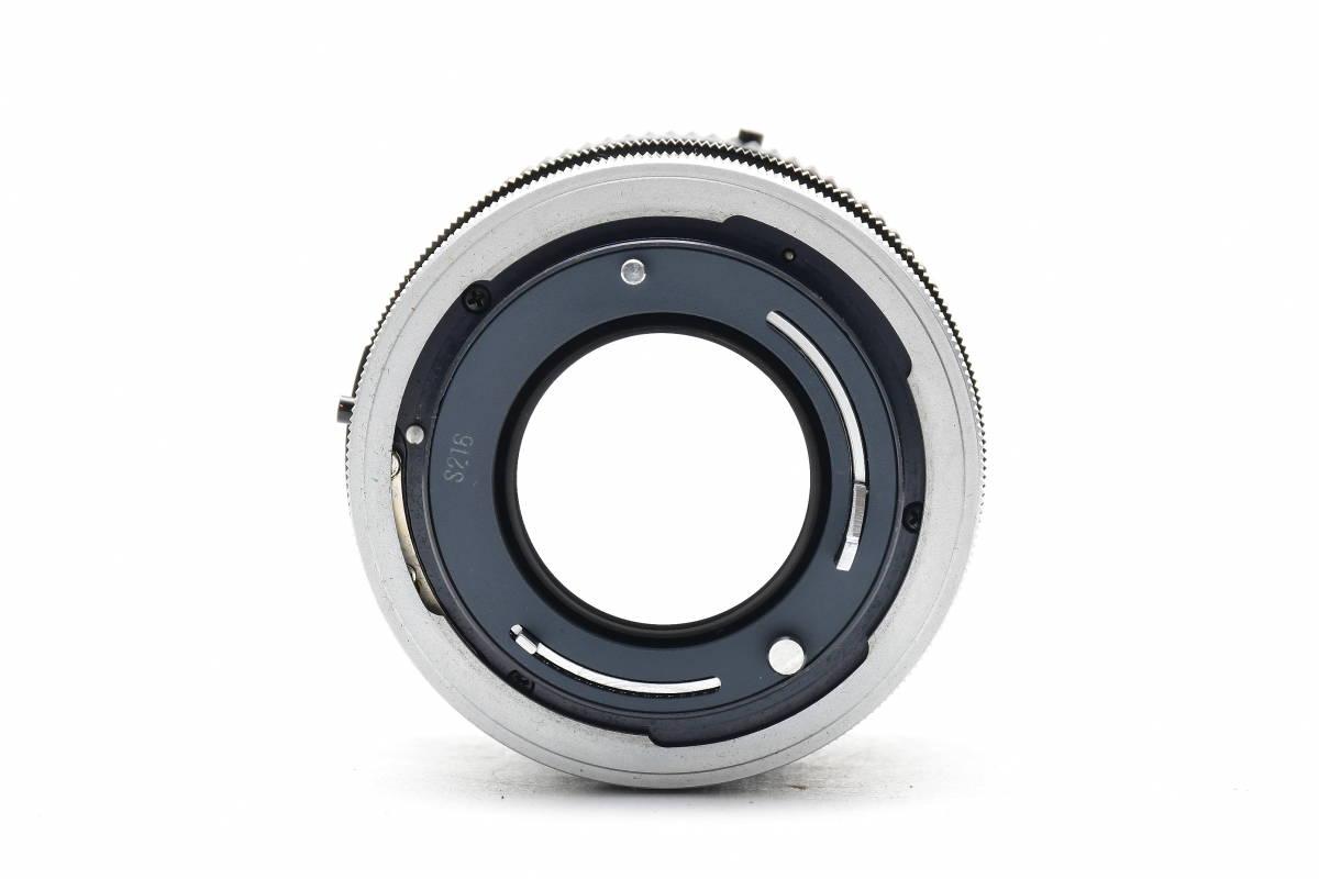 AA90 ◆ Canon キヤノン A-1 + FD 50mm F1.4 S.S.C MF一眼レフカメラ 標準レンズ FDマウント_画像10