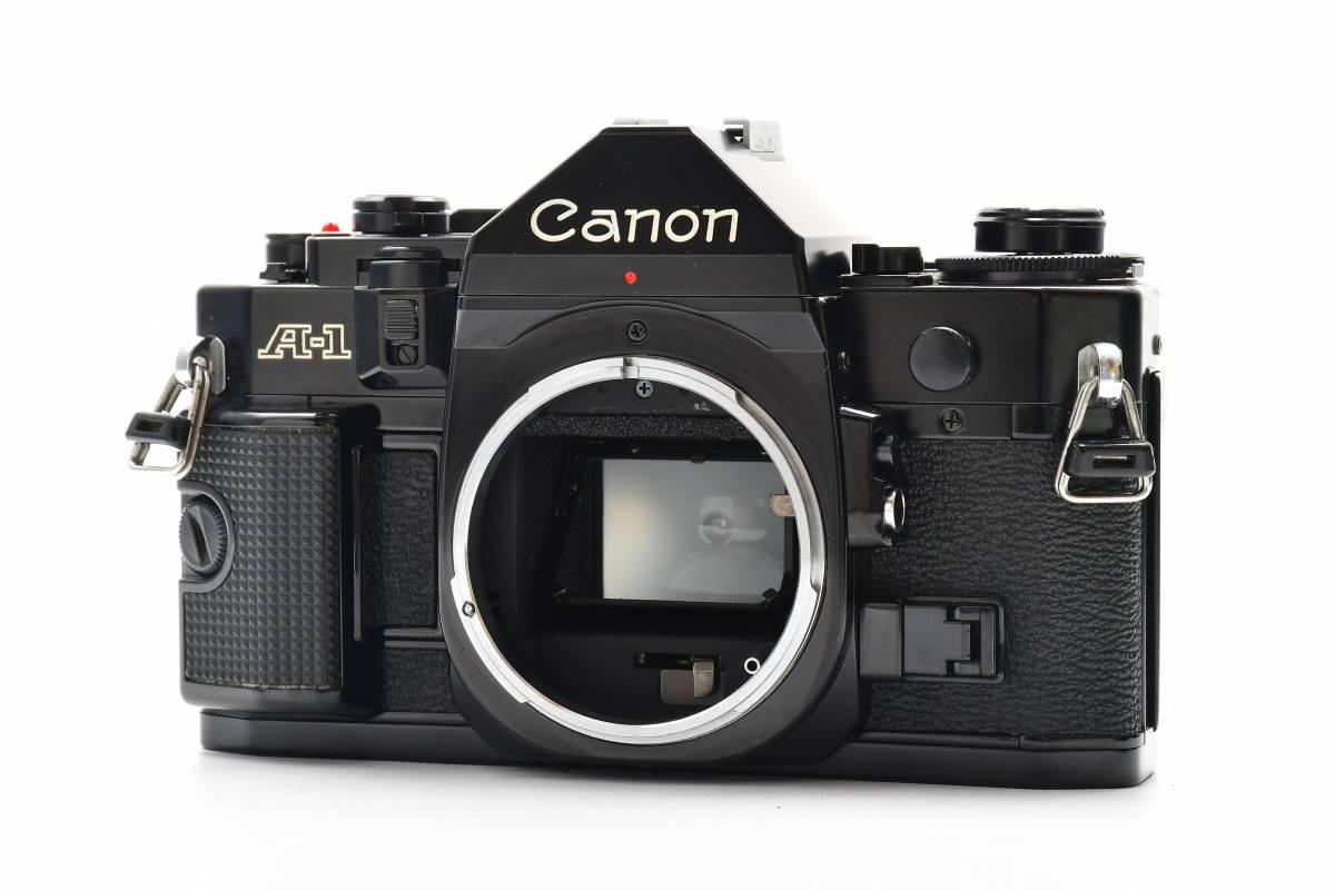 AA90 ◆ Canon キヤノン A-1 + FD 50mm F1.4 S.S.C MF一眼レフカメラ 標準レンズ FDマウント_画像7