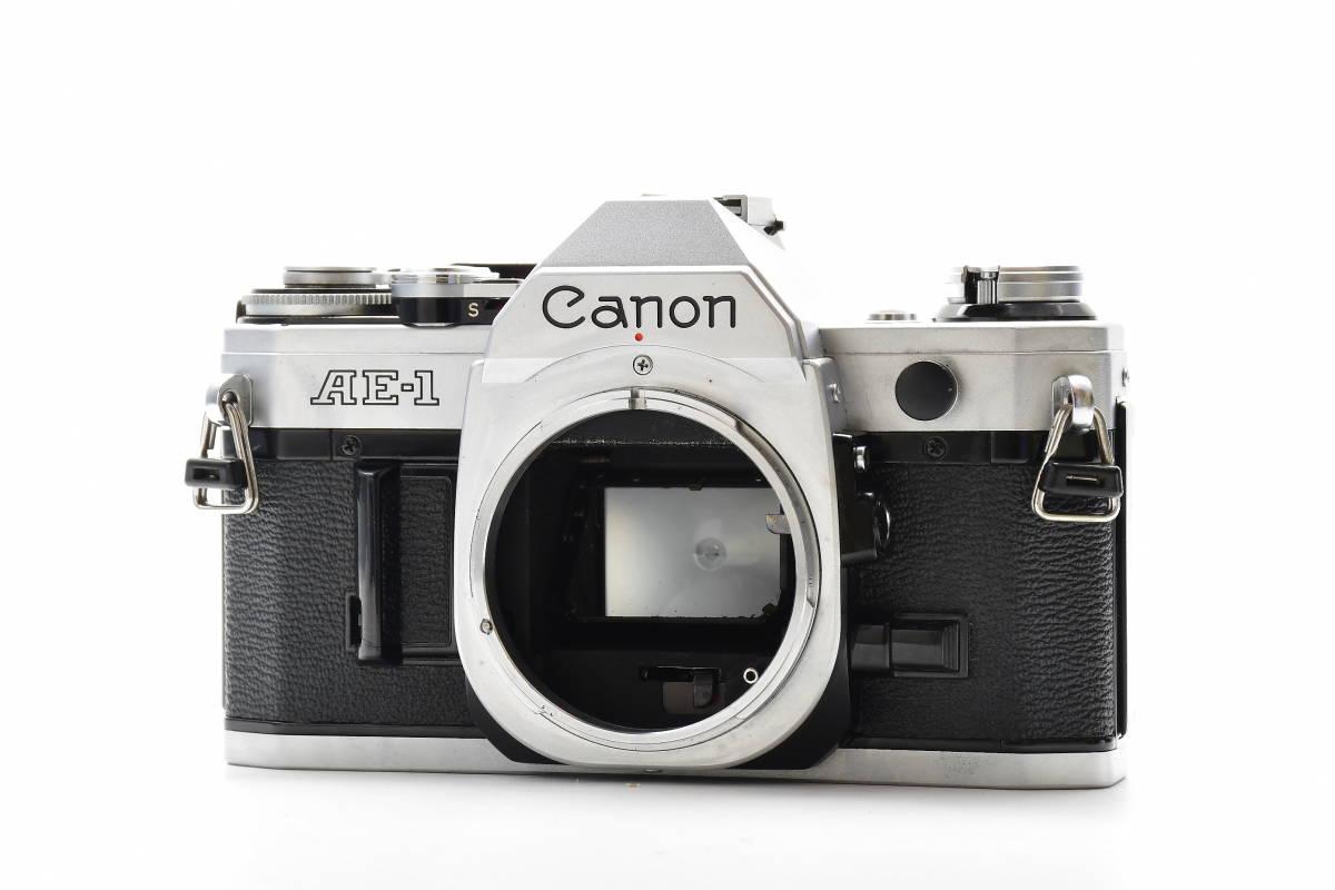 AA116 ◆ Canon キヤノン AE-1 + FD 50mm F1.4 S.S.C MF一眼レフカメラ 標準レンズ FDマウント_画像7