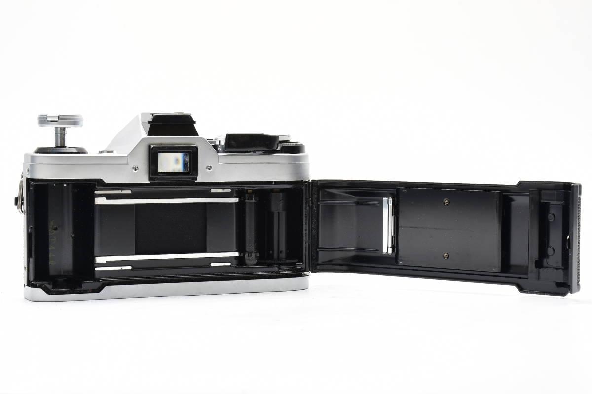 AA116 ◆ Canon キヤノン AE-1 + FD 50mm F1.4 S.S.C MF一眼レフカメラ 標準レンズ FDマウント_画像8