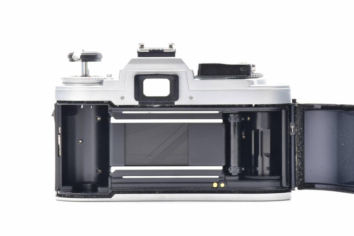 AA474 ◆ Nikon ニコン FG シルバーボディ MF一眼レフ フイルムカメラ_画像7