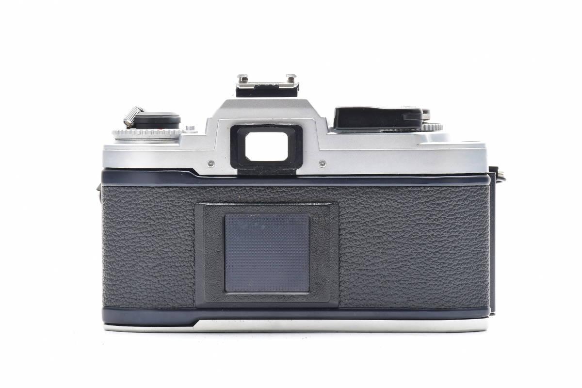 AA474 ◆ Nikon ニコン FG シルバーボディ MF一眼レフ フイルムカメラ_画像2