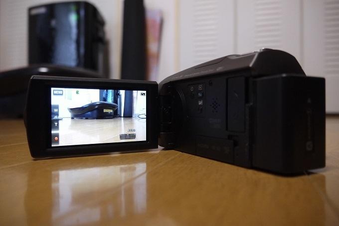 SONY ソニー ハンディカム HDR-CX680 おまけつき_画像3