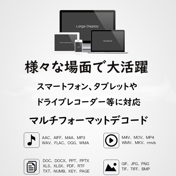 【SMITOSP】2枚セット 32GB最新クラス10 SDカード メモリーカード クラス10 高速 大容量 microSD マイクロSDカード_画像3