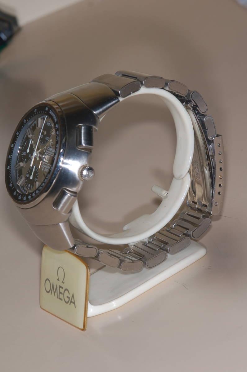 ●値下げ オメガ Speedsonic スピードソニック 音叉時計 スピードマスター_画像2