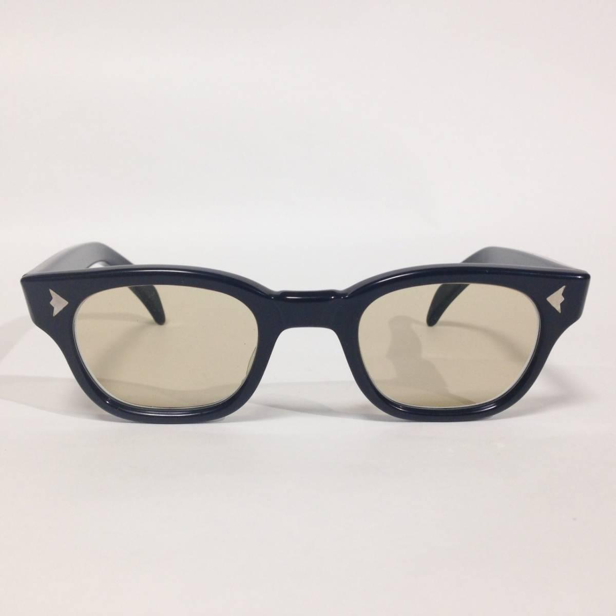 SRO=STYL-RITE OPTICS ヴィンテージフレーム 眼鏡 中古品/ スティル ライト オプティクス メガネ めがね ウエリントン フルリム VINTAGE