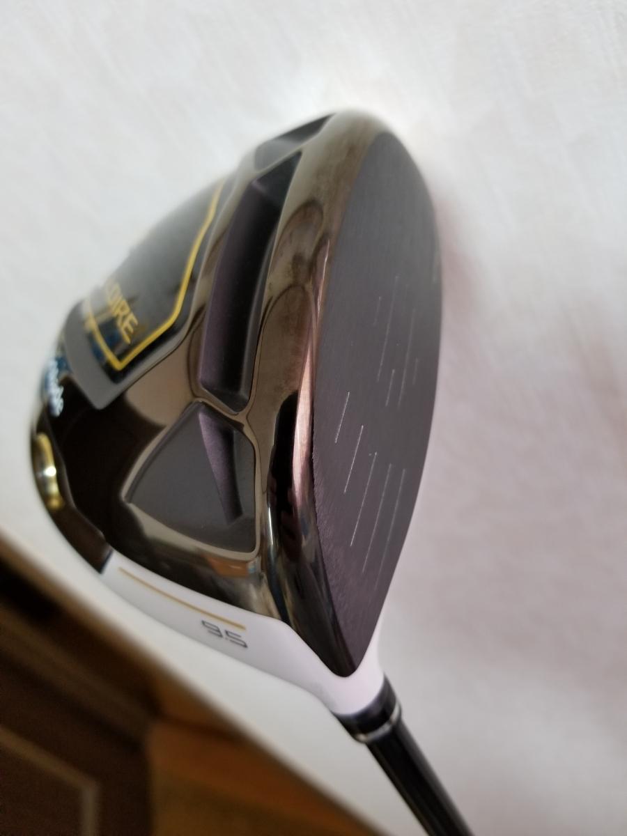 【新品・未使用】テーラーメイド(TaylorMade Golf) M GLOIREドライバー / エムグローレドライバー/Speeder EVOLUTION(SR)カスタム_画像3