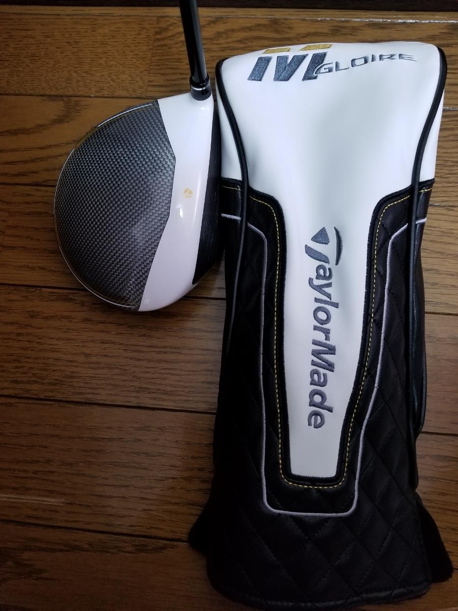 【新品・未使用】テーラーメイド(TaylorMade Golf) M GLOIREドライバー / エムグローレドライバー/Speeder EVOLUTION(SR)カスタム_画像5