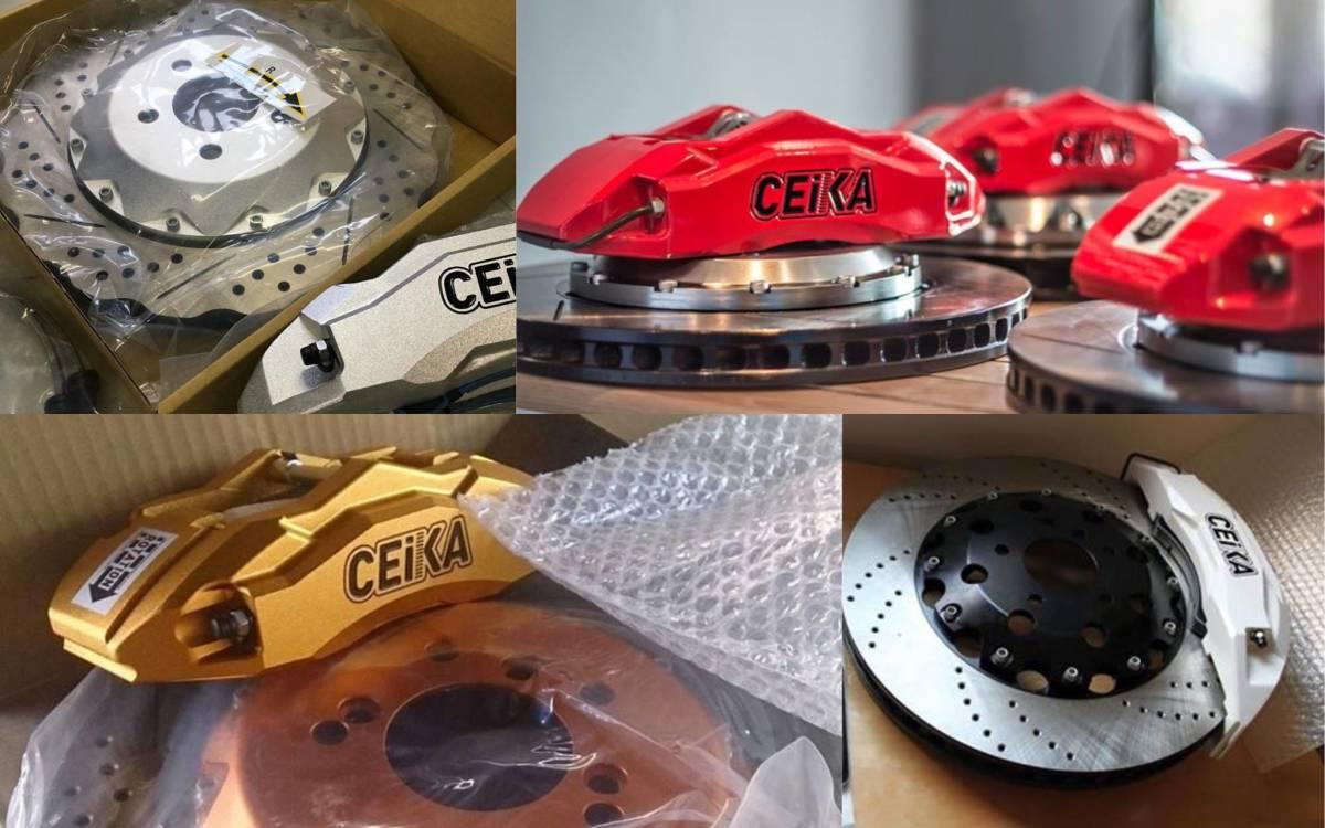 CEIKA ブレーキキット アルファロメオ 147 155 156 159 GTA スパイダー 916S 939E ブレーキセット カスタム ビッグブレーキ Alfa Romeo_画像10