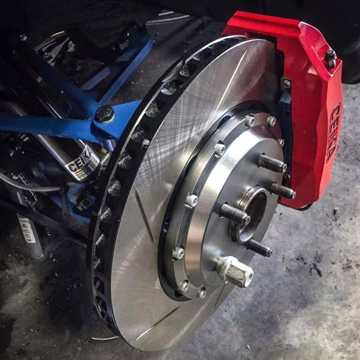 CEIKA ブレーキキット アルファロメオ 147 155 156 159 GTA スパイダー 916S 939E ブレーキセット カスタム ビッグブレーキ Alfa Romeo_画像9