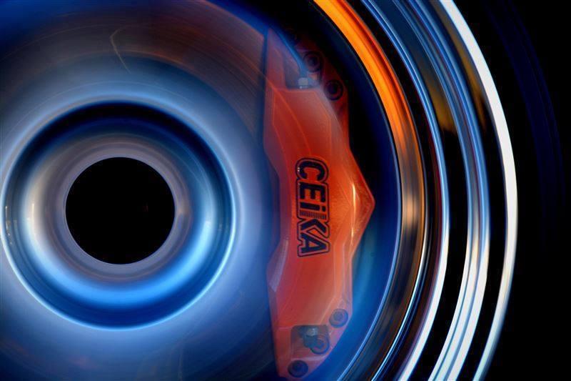 CEIKA ブレーキキット スバル SUBARU XV R2 DEX SVX R1 S4 ブレーキセット ボルトオン カスタム パーツ 新品 キャリパーセット セイカ_画像8