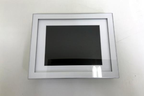 美品 Pioneer パイオニア 8インチ デジタルフォトフレーム【HF-T850-W】HAPPY FRAME ホワイト_画像2