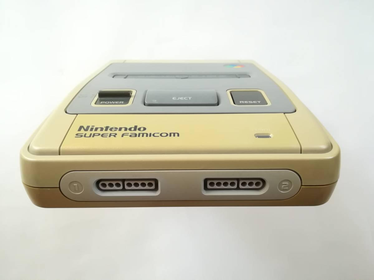 スーパーファミコン SFC コントローラー×2 ACアダプター AVケーブル ソフト2本付き ドラゴンクエストⅤ&Ⅵ すぐに遊べる!! 送料無料_画像5