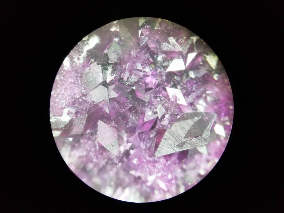 外国産鉱物標本 トルコ産 カメレライト(菫泥石)_画像3