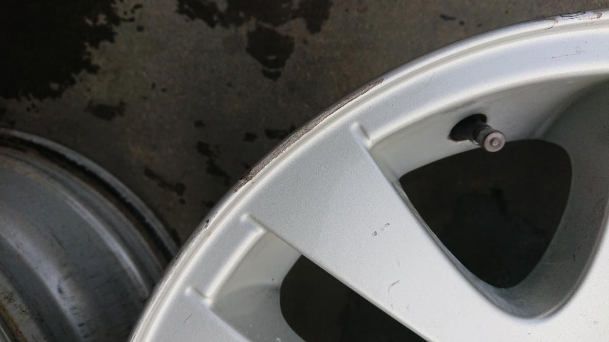 BMW e90 3シリーズ 320i 純正ホイール 4本セット _画像3
