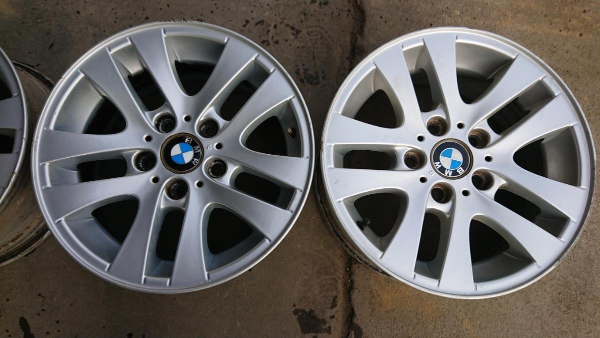 BMW e90 3シリーズ 320i 純正ホイール 4本セット _画像6