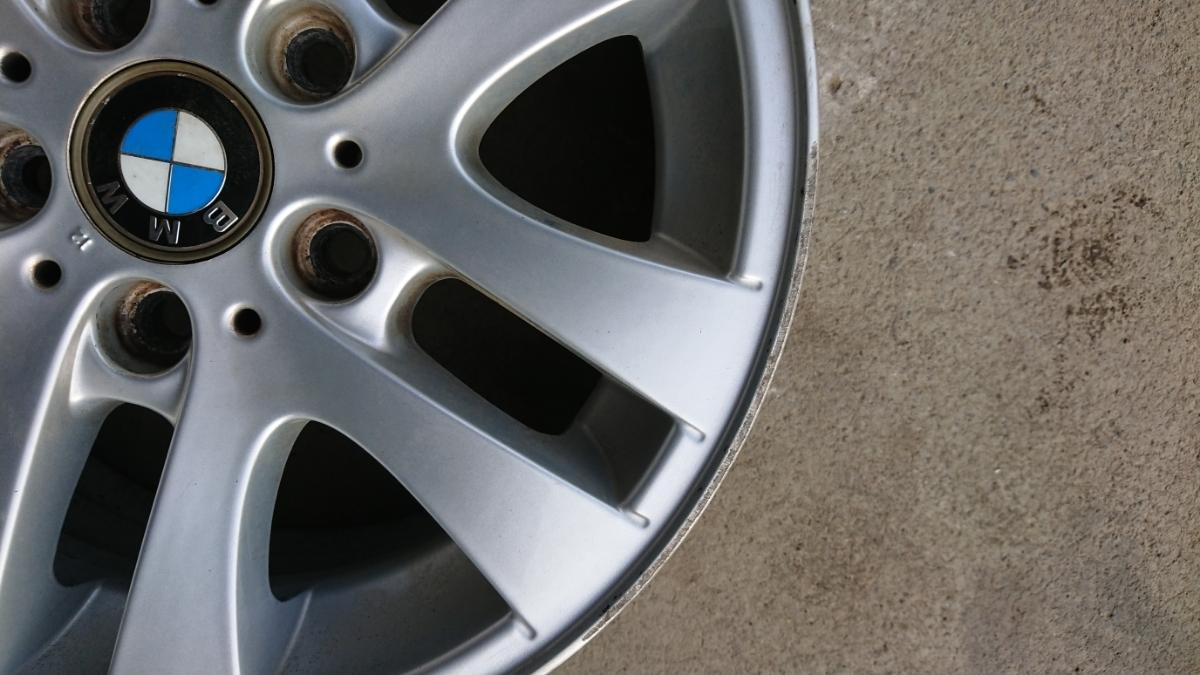 BMW e90 3シリーズ 320i 純正ホイール 4本セット _画像5