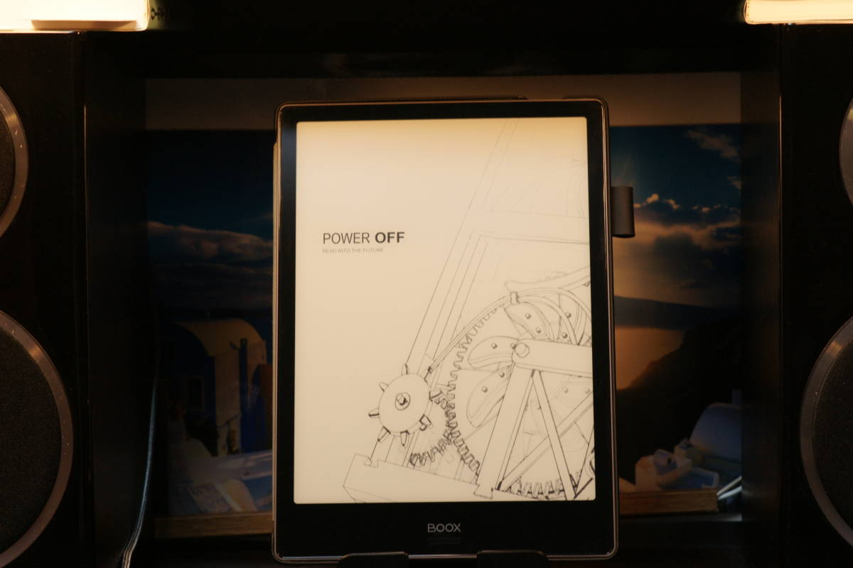 BOOX NOTE Plus 10.3インチ E-inkディスプレイ Android6.0 タブレットPC_画像8