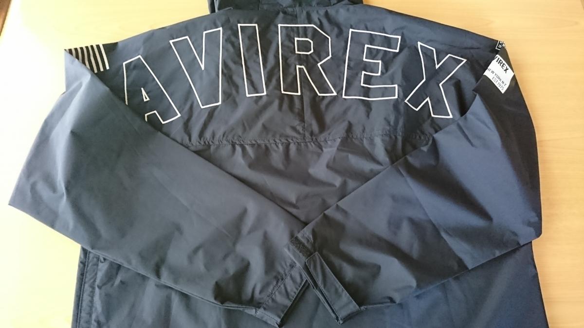 AVIREX アビレックス マウンテンパーカー ジャンパー XL