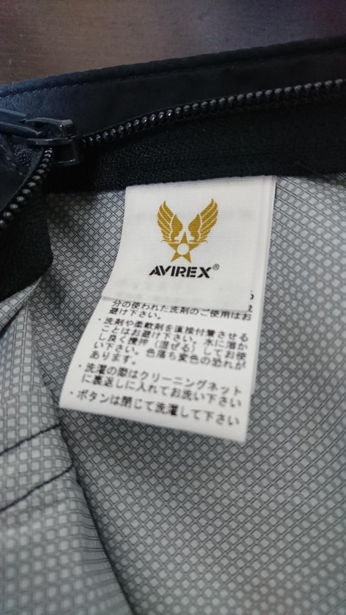AVIREX アビレックス マウンテンパーカー ジャンパー XL_画像9