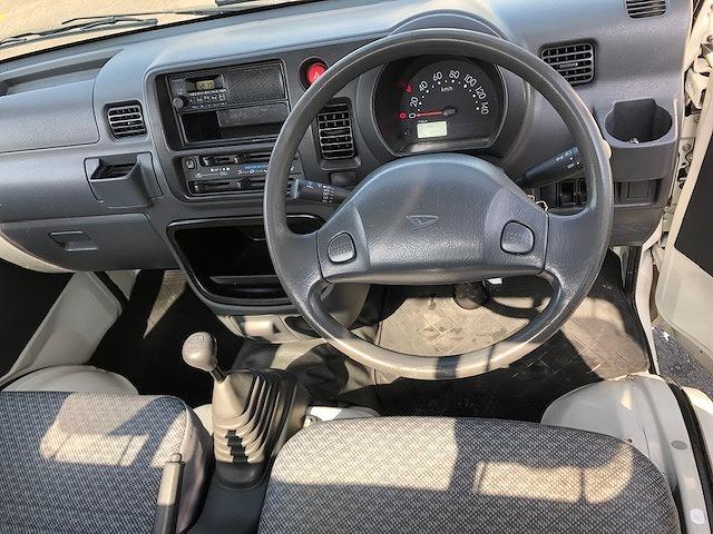 ハイゼットトラック スペシャル ワンオーナー車 車検令和3年4月迄 エアコン パワステ 5速マニュアル _画像10