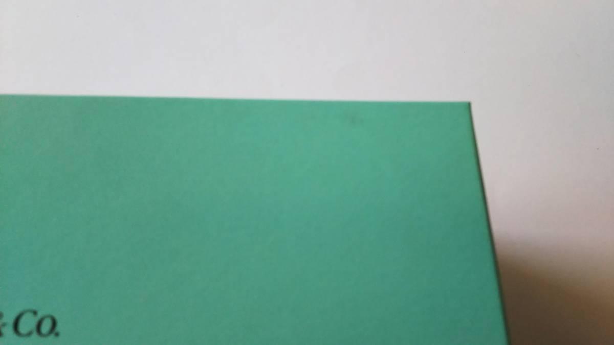 ★新品未使用★ TIFFANY & Co. ティファニー ブルーボックス マグカップ/リボン・ペア2客セット_画像10