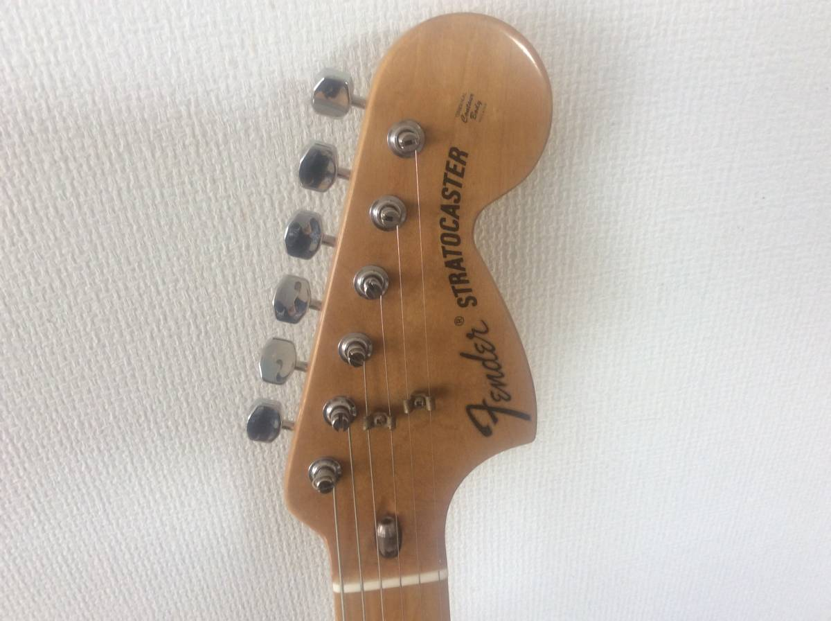 1円 ~ Fender Mex カスタムショップ製ピックアップ Classic Series 70s Stratocaster_画像5