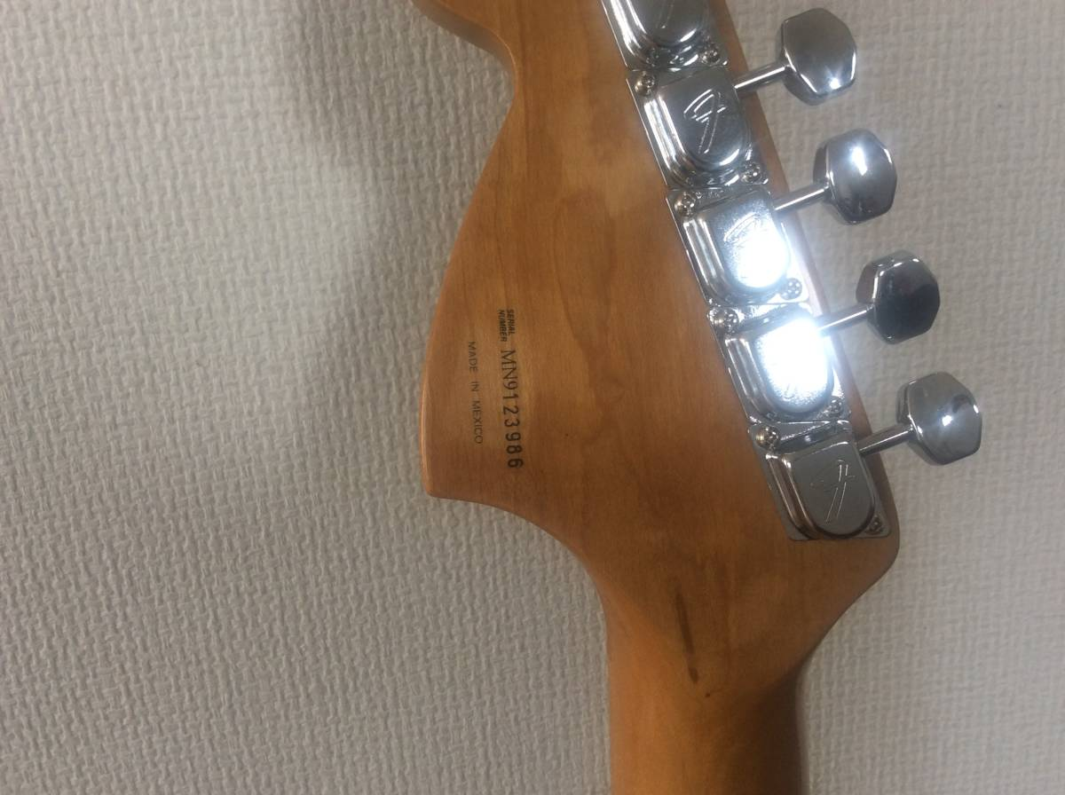 1円 ~ Fender Mex カスタムショップ製ピックアップ Classic Series 70s Stratocaster_画像8