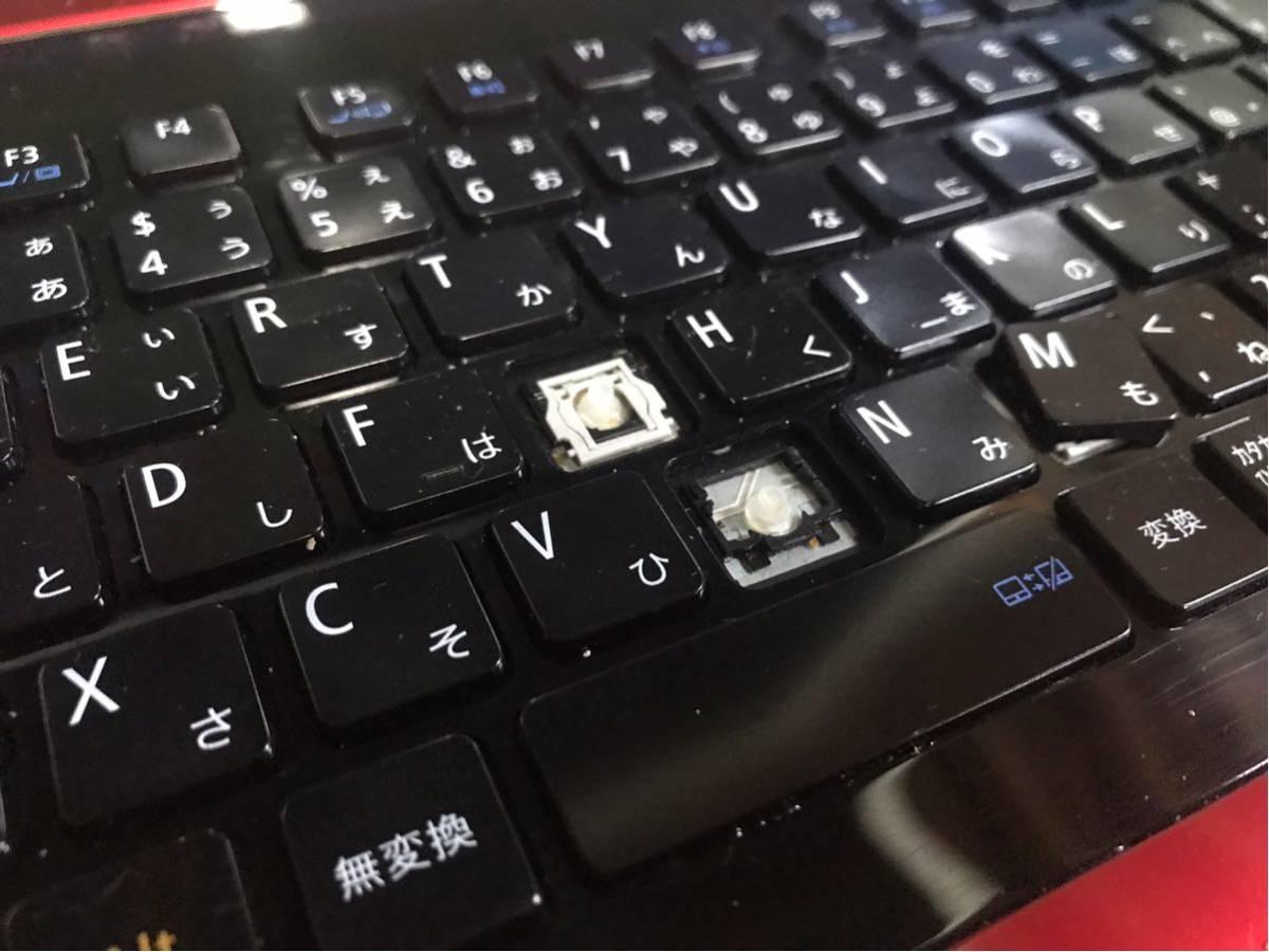 ☆NECノートパソコン☆ Lavie /PC-LS150JS1JR/Windows 8/Pentium B980/2.40GHz/4GB 難あり ☆岐阜発☆_画像2