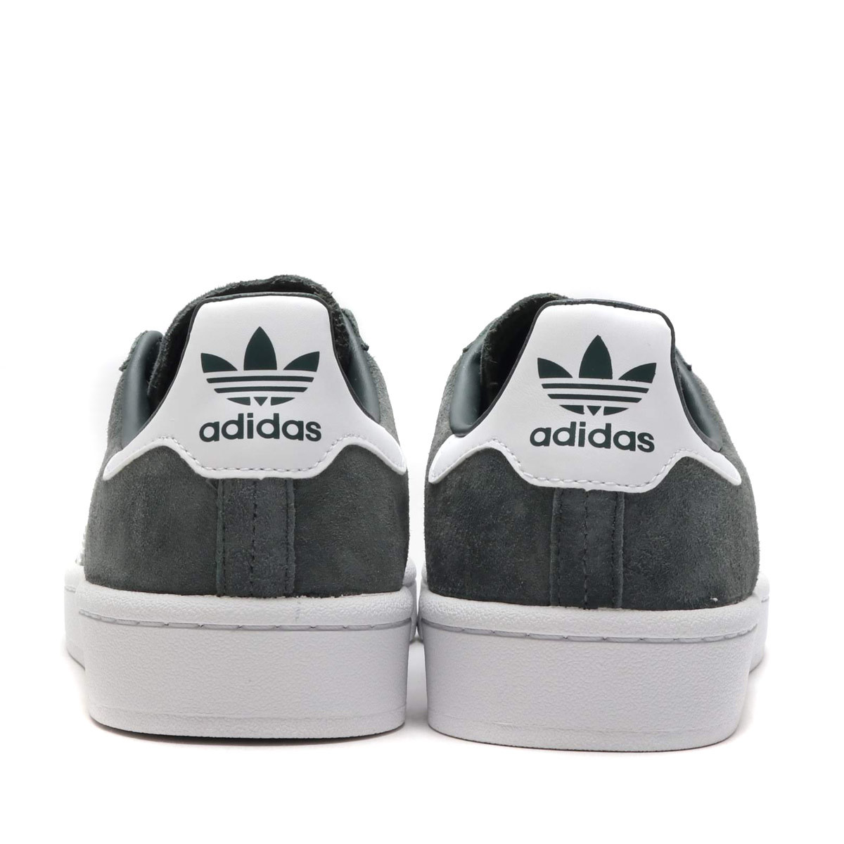 27.5cm●アディダス オリジナルス キャンパス オリーブ グレー LEGEND IVY adidas Originals CAMPUS 80s CM8445 cp スニーカー 定番_画像6