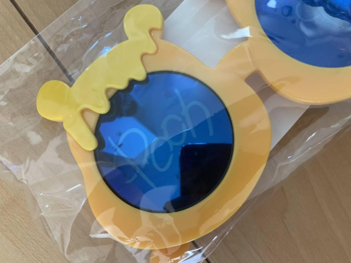 未使用★TOKYO Disney RESORT トーキョー ディズニー プーさん サングラス キッズサイズ_画像2