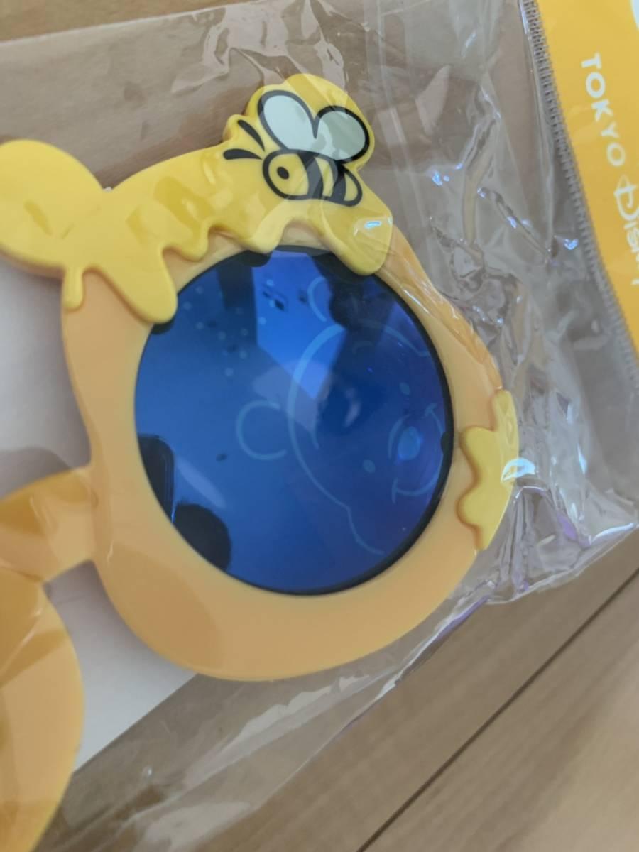 未使用★TOKYO Disney RESORT トーキョー ディズニー プーさん サングラス キッズサイズ_画像3