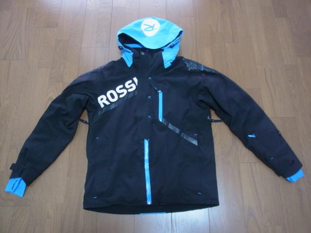 ROSSIGNOL ロシニョール スキーウェア フード付 サイズ L USED