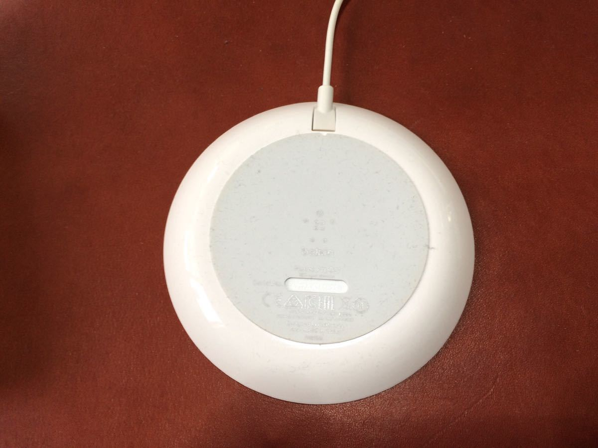ドコモ iPhone X 64GB シルバー ワイヤレス充電器付き_画像5