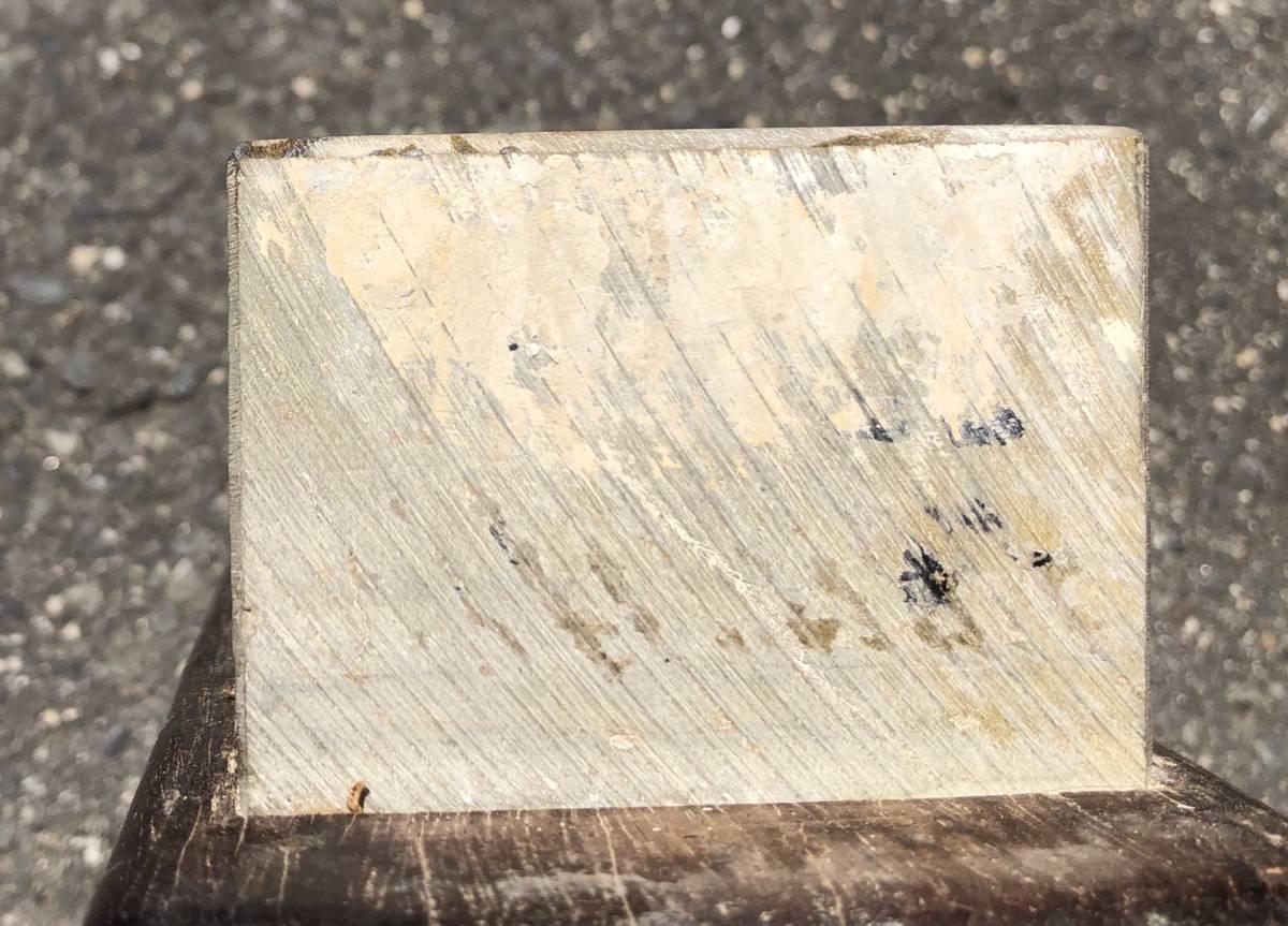 古い理容室 砥石 砥石台 レトロ_画像4