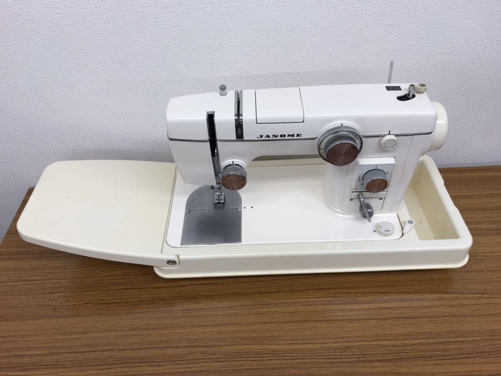ジャノメミシン モデル 802 M20190524_画像4